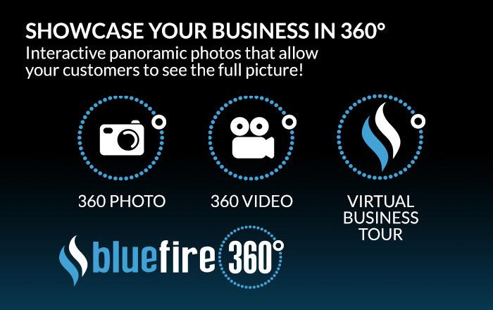 Blue Fire 360